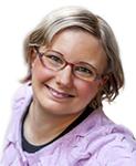 Lakimies, johtamisen asiantuntija Katariina Sorvanto