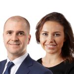 Mika Miesmäki ja Sofia Toivonen, työoikeuden asiantuntijat