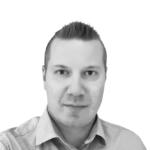 Ville Keränen, laadun ja tuotannon kehittämisen asiantuntija